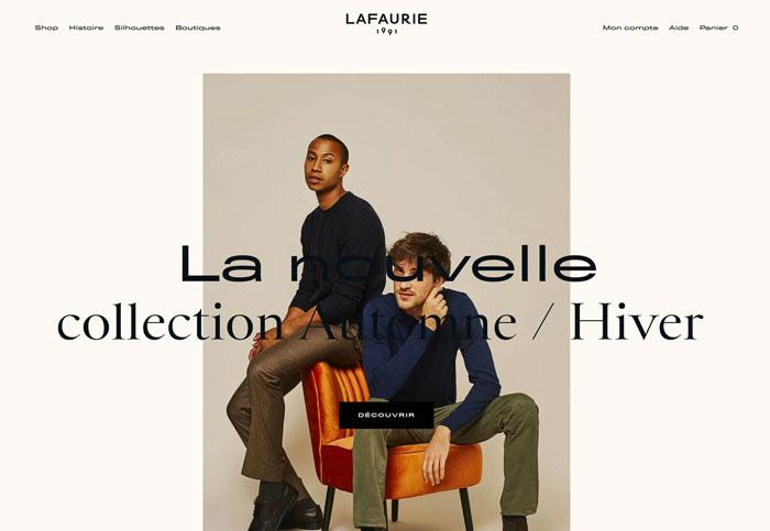 Lafaurie Paris网站